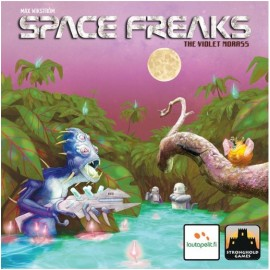 Space Freaks- The Violet Morass