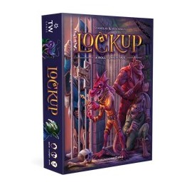 Lockup: A Roll Player Tale (Boxed Board Game)
