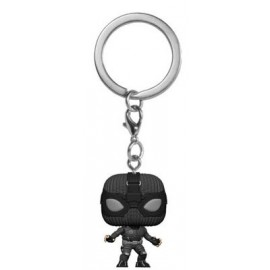 POP Keychain: Spider-man: Far from Home - Spider-man (Stealth Suit)