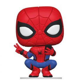 Marvel POP: Spider-man: Far From Home - Spider-man (Hero Suit)