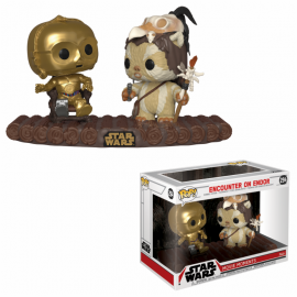 POP Movie Moment: Star Wars: C-3PO on Throne