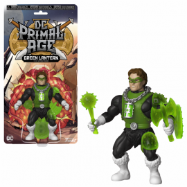 DC Primal Age: Green Lantern action figure