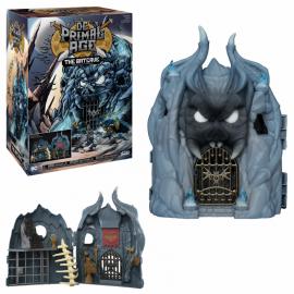 DC Primal Age: Batcave Play Set