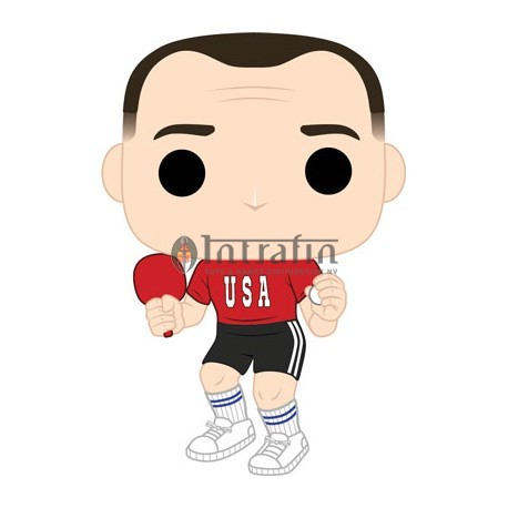 Movies POP: Forrest Gump - Forrest (Ping Pong Outfit)