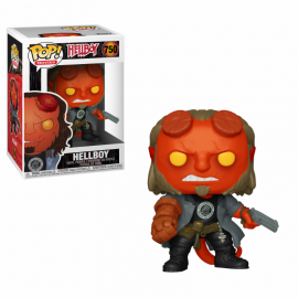 Movies 750 : Hellboy - Hellboy w/ BPRD Tee