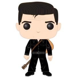 Rocks:116 Johnny Cash - Johnny Cash in Black