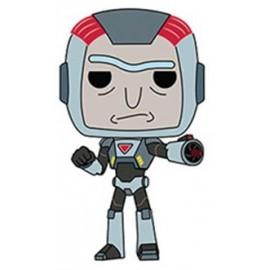 Animation: R&M S6: Purge Suit Rick