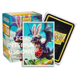 Dragon Shield: ART Sleeves Classic - Easter Dragon (100)