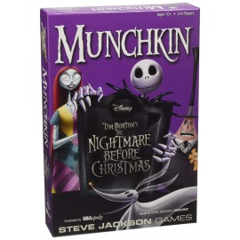 Munchkin®: The Nightmare Before Christmas