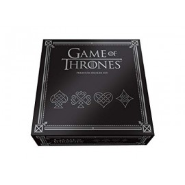 Game of Thrones™ Playing Card Collector Set with Dealer Coin