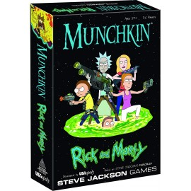 Munchkin®: Rick and Morty™