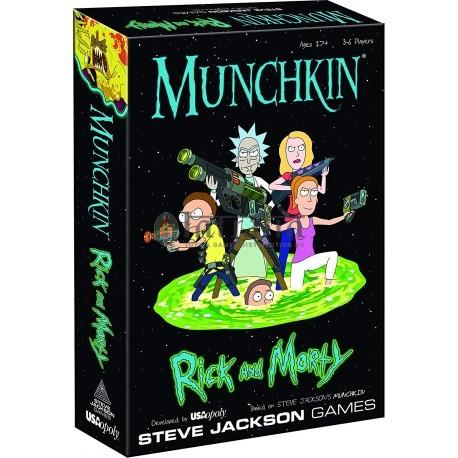 Munchkin®: Rick and Morty™