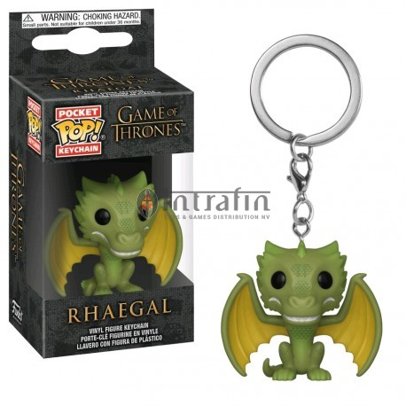 POP Keychain: GOT S10 - Rhaegal