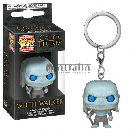 POP Keychain: GOT S10 - White Walker