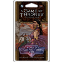 2018 World Championship Deck: A Game of Thrones LCG 2nd Edition