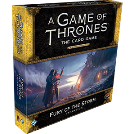 A Game of Thrones LCG 2nd Edition: Fury of the Storm