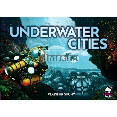 Underwater Cities German version