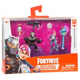 "Fortnite ""Battle Royale Collection"" Series 1 figure duo pack (6)"