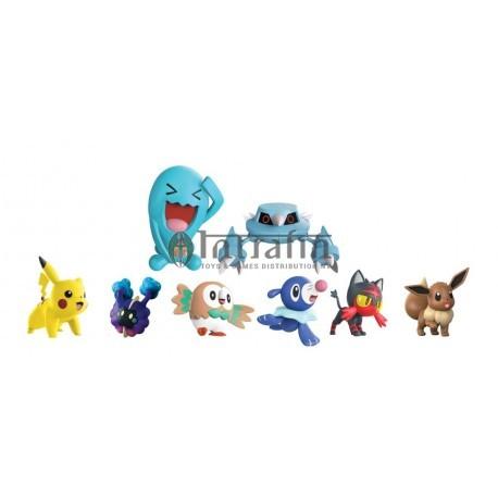Pokemon battle figure multipack