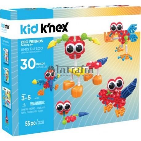 K'Nex Zoo Friends