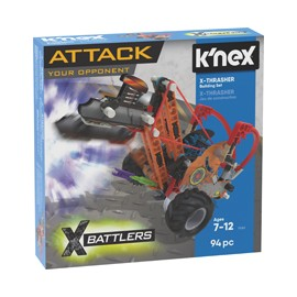 K'Nex X Battlers X Trasher building set