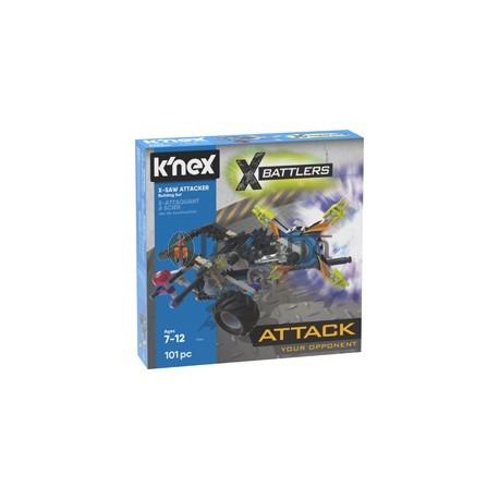 K'Nex X Battlers X Saw Attacker building set