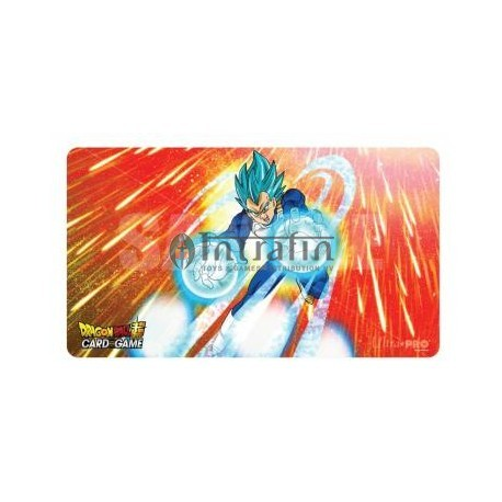 Dragon Ball Super Playmat Universe 7 Saiyan Prince Vegeta