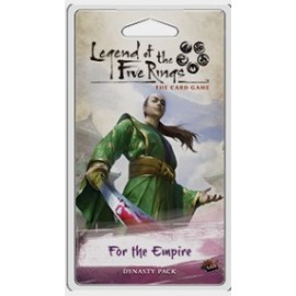 Legend of the Five Rings LCG: For the Empire Pack