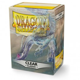 Dragon Shield Classic - Clear (10x100)