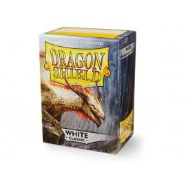 Dragon Shield Classic - White (10x100)