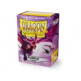 Dragon Shield Classic - Purple (10x100)