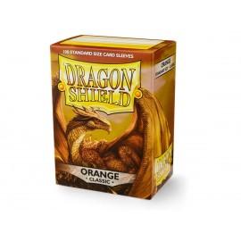 Dragon Shield Classic - Orange (10x100)