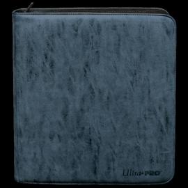 Zippered Deck Builder's Pro Binder Sapphire