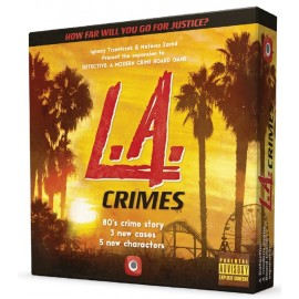 Detective Expansion: L.A. Crimes Boardgame