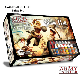 Guild Ball: Kick Off! Paint Set