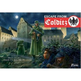 Escape from Colditz boardgame