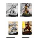 D&D Nolzur's Marvelous Miniatures - Female Half-Elf Monk