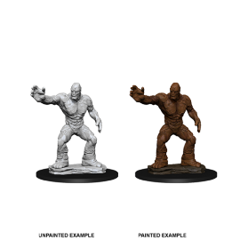 D&D Nolzur's Marvelous Miniatures - Clay Golem