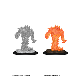 D&D Nolzur's Marvelous Miniatures - Fire Elemental