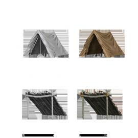 WizKids Deep Cuts - Tent & Lean-To