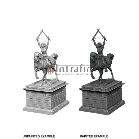 WizKids Deep Cuts - Heroic Statue