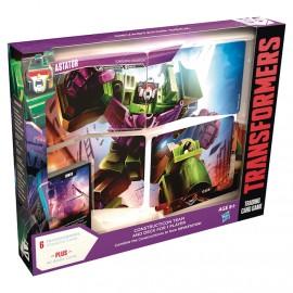 Transformers 2 Devastator deck