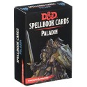 Dungeons & Dragons Paladin Spell Deck (69 cards)
