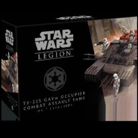 Star Wars Legion:TX-225 Gavw Occupier Combat Assault Tank