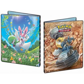 Pokémon Sun & Moon 10 9-Pocket Portfolio