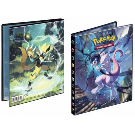 Pokémon Sun & Moon 10 4-Pocket Portfolio