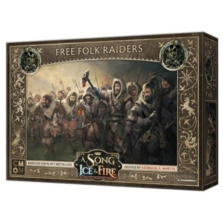 Free Folk Raiders: Song Of Ice and Fire Exp.