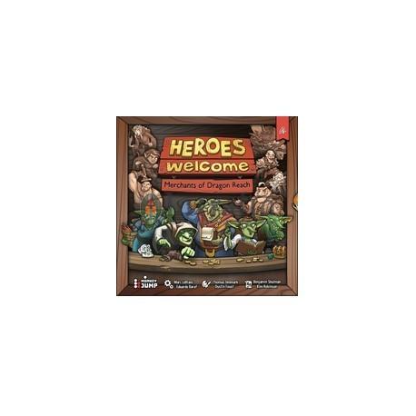 Heroes Welcome: Merchants of dragon Reach Demo program (5+1)