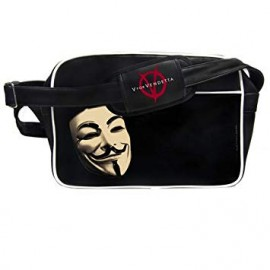 Messenger Bag V for Vendetta