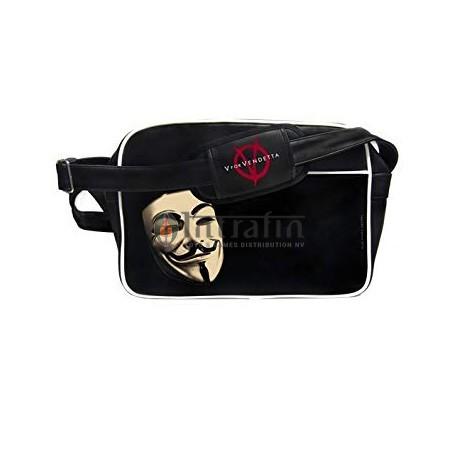 Messenger Bag V for Vendetta